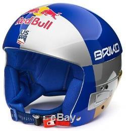 Briko Vulcano FIS 6.8 RB LVF Red Bull silber