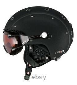 CASCO SP-3 Limited schwarz Skihelm ohne FX-70 56-58cm M Mod. 2020 07.2351. M NEU