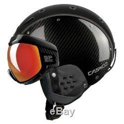 CASCO SP-6 Limited Visier Carbon schwarz Skihelm Größe 54-58 cm M 19.07.2574. M