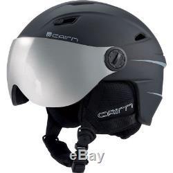 Cairn Electron Visor Ski & Snowboard Helmet Black