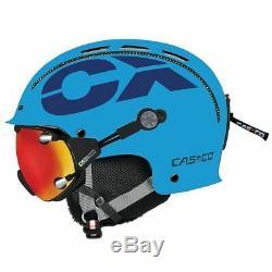 Casco CX-3 ICECUBE Farbe blau Größe M (56 59 cm)