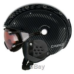 Casco SP-3 Limited Farbe carbon schwarz Größe M (56 58 cm)