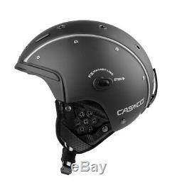 Casco SP-6 AIRWOLF Farbe schwarz