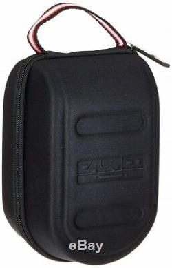 Casco Skibrille FX-70 Carbonic schwarz orange, Größe L, inklusive Hardschale