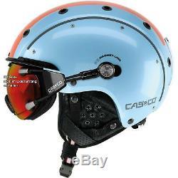Casco Skihelm Sp-3 Competition retro-blue-orange