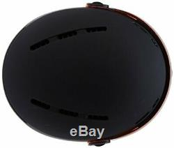 Cb Mens Fireball Helmet Ski Helmets, Black Noir, 53-58 cm