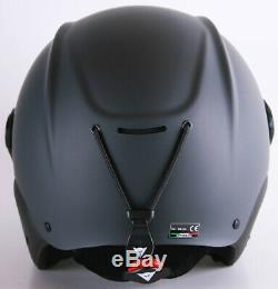 Dainese Men's Ski Helmet Snowboard Helmet V-Vision 2 Grey / BLACK XS 54 cm-56 CM