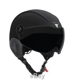 Dainese V-Vision 2 Ski Helm schwarz M (57-61) Snowboard Wintersport NEU Visier