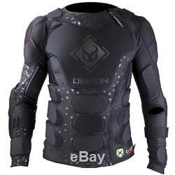 Demon Body Armor Flex Force X D30 Top V3 Snowboard, Ski, Protection, Spine