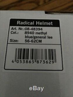 Dynafit Radical Skiing & Mountaineering Helmet Skimo Touring Methyl Blue Orange