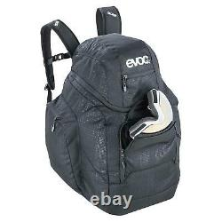 Evoc Boot Helmet Snowboard Ski Winter Backpack Black One Size 35x35x56cm