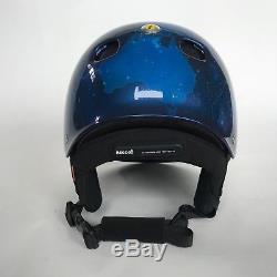Genuine Alex Chumpy Pullin's helmet POC Australia team helmet Size M