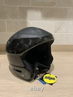 Giro AVANCE MIPS FIS CARBON FIBER SKI RACE Helmet Brand New Adult Size M £450