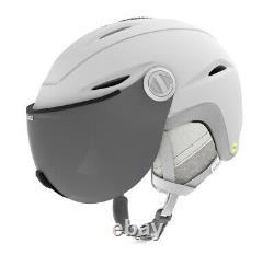 Giro Essence Mips + 1 Damen Skihelm Snowboardhelm mat white 240140