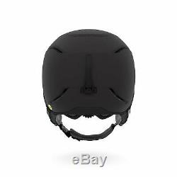 Giro Jackson MIPS Ski and Snowboard Helmet Men's Matte Black Large