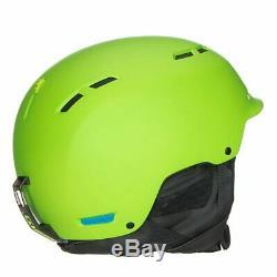 Giro Ledge Ski Snowboard Helm snow helmet Matt Lime neon gelb grün L 59-62,5cm