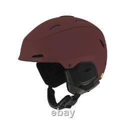Giro Range MIPS Ski/Snowboard Helmet Matte Maroon, Size Small (52-55.5cm)