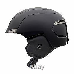 Giro Special Edition Matte Black Ski And Snowboard Helmet Size M 55.5-59cm