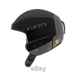 Giro Strive MIPS FIS Ski Racing Helmet Matte Black, Large (57-59cm)