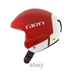 Giro Strive MIPS Ski Racing Helmet Matte Red, Size Large (57-59cm)