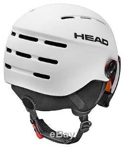 HEAD Knight 2016 SKI HELMET White