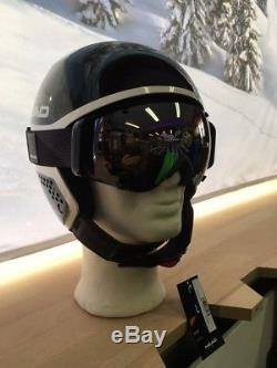 Head Full-Shell Helm STIVOT white/black Größe L inkl. Skibrille Stivot black
