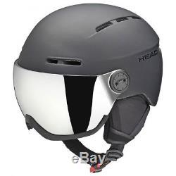 Head Knight Pro Helm Skihelm + Wechselvisier Gr. Xs- XXL Neuware