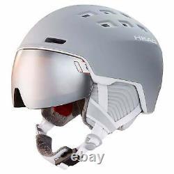 Head Rachel Women's Ski Helmet Grey