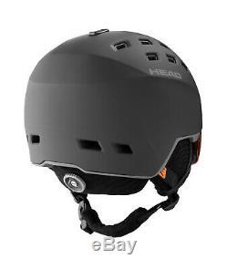 Head Skihelm Radar POLA Black Saison 2019/2020
