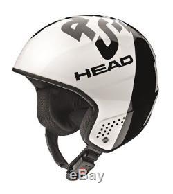 Head Skihelm Stivot Race Carbon Größe L - Modell 17/18 - Neuware vom Fachmann