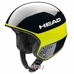 Head Stivot Race Carbon Ski Helmet Black