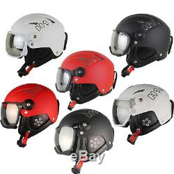 Hmr H1 Ski Helmet Snowboard Helmet with Visor Ski Snowboard Winter Sports Helmet