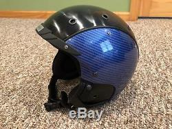 Indigo ski helmet blue L (58-62)