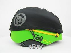 K2 Route Ski And Outdoor Helmet - Color Green - Size Large - Brand New