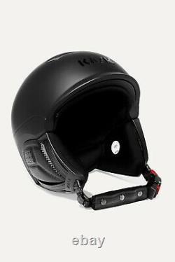 KASK Black Shadow Award winning Ski HELMET Size 58 medium NEW £320