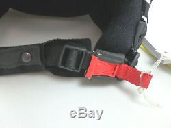 Kask #32091 Style Snowboard Ski Skihelm Helm Alpin Unisex S / 55-56 cm Schwarz