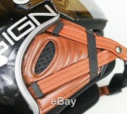 Kask Class Black Ski Helmet Unisex Size 60 L