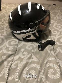 Kask Ski/snowboard Helmet Black/white