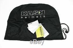 Kask Steath Black Matt Ski Helmet SHE00053.801 Size 60 L