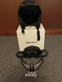 Limited Edition Ruroc LOKI RG1-DX Ski/ Snow Helmet