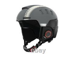 Livall RS1 Skihelm Color Graphite Black Size M L(57 61 CM)