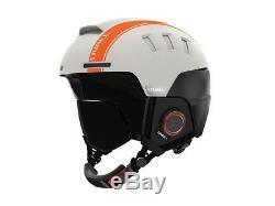 Livall RS1 Skihelm Farbe weiß Größe M L (57 61 cm)