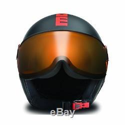 MOMO Design komet18, Adult Unisex Ski Helmet, unisex adult 60-61
