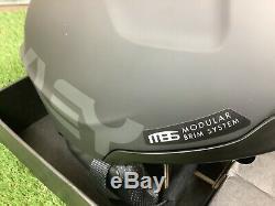 Medium 55-59cm OAKLEY MOD 3 Snowboard Ski Helmet Matte Black Grey Logo 2019