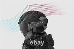 Mens Smith Level MIPS Ski & Snowboarding Helmet