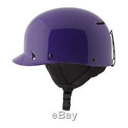 NEW IN THE BOX Sandbox Classic 2.0 Helmet PURPLE Snowboard Ski MEDIUM LARGE RARE