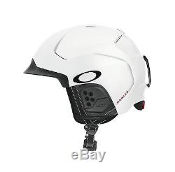 NEW! OAKLEY MOD5 Snow Helmet Matte White 59cm-63c Large 99430-11B