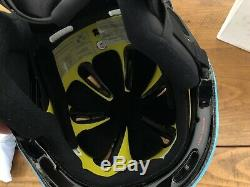 NEW POC Fornix Backcountry Ski Helmet 55-568cm Medium/ Large Recco Blue