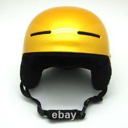NEW Snowboard Ski Skiing Snow Helmet Matt Red Kid Adult M L with Size Adjustor