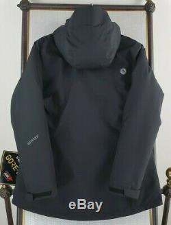 NWT MARMOT $375 Womens Medium Gore-Tex Thinsulate Hooded Jacket Coat New